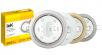 Встраиваемые светильники для ламп GX53 IEK® – удобный монтаж и термокольцо в комплекте