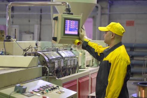 в городе Бердске Новосибирской области уже работает одно из производственных предприятий ГК IEK