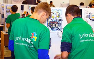 Программ JuniorSkills является стратегическим партнерским проектом Союза «Молодые профессионалы (Ворлдскиллс Россия)» и Фонда Олега Дерипаска «Вольное Дело».