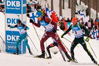 Антон Шипулин: золото в спринторской гонке