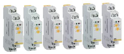 Реле контроля тока IEK