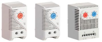 Устройства контроля для обогревателей и вентиляторов IEK®