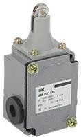 ВПК-2111-БУ2, толкатель с роликом, IP65, IEK