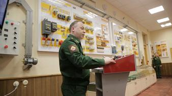 генерал-майор Смолинский Сергей Николаевич