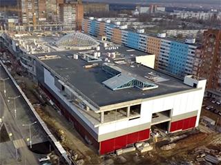 В Самаре построен пятиэтажный торговый центр «Эль Рио»