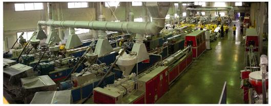 Строительство нового производства – один из пунктов программы развития IEK на ближайшие 5 лет