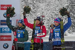10 декабря в Хохфильцене завершился второй этап Кубка мира по биатлону