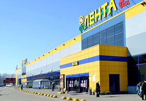 Высокие показатели качества продукции IEK® были отмечены при реконструкции объектов торговой сети «Лента» в Кемеровской области,