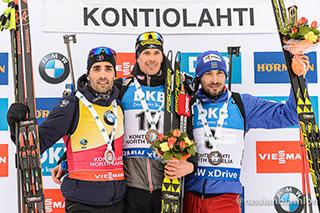 Антон Шипулин принес нам сразу две медали